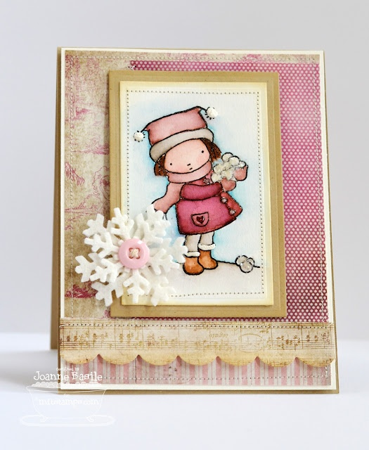 PI Snow Day - Joanne Basile: Christmas Crafts, Cards Ideas, Favorite Things, Things Cards, Amazing Cards, Mft Cards Stamps, Things Stamps, Christmas Cards Wins, Mft Christmas