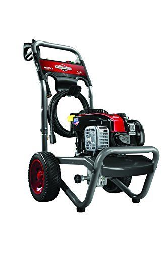 Product review for Briggs & Stratton 20545 2200-PSI Gas Pressure Washer with 550e Series OHV 140cc Engine, 1.9 GPM. The Briggs & Stratton 20545 1.9-GPM 2200-PSI Gas Pressure Washer can be used for outdoor cleaning projects including washing cars, trucks, patio furniture, sidewalks and other small to medium sized projects. This model is much stronger than a standard garden hose and uses around 80-percent...