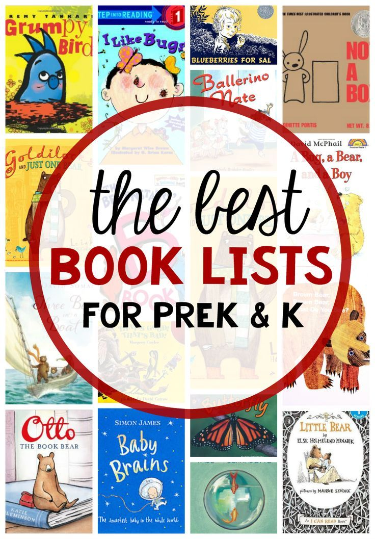 We've got the best book lists for early childhood! Get themed book lists, letter of the week book lists and more! Our books are both parent and kid approved.