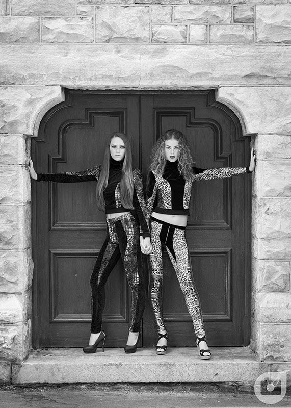 Shoot with Matilde and Mia from D and A Model Management   Photography and retouching: Lauren Fletcher   Styling: Monde Mtsi   Hair/makeup: Nicole Grant   Assistants: Timothy Nelushi and Lisa-Marie Swaine