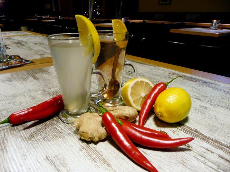 Horké nápoje z domácích sirupů v restauraci U Kaštanů Braník http://www.ukastanu.cz/branik.html