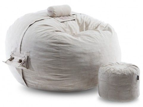 The SuperSac Is An Enormous Bean Bag Sure To Enhance Any Room And Can Seat Adults This Chair Perfect For Home Theater Furniture