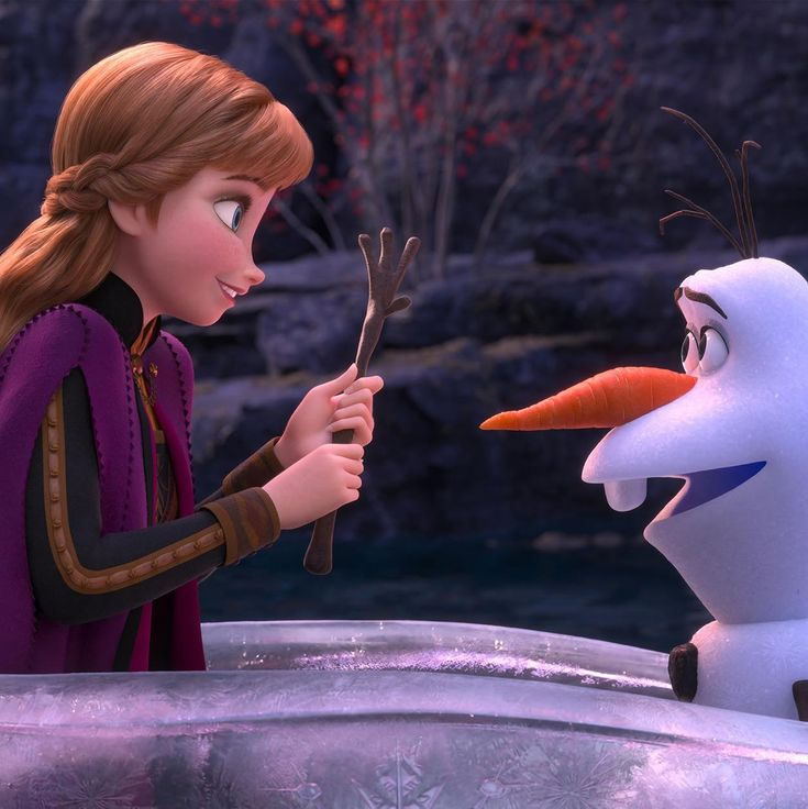 The Frozen 2 trailer takes Anna and Elsa on a journey North with Olaf and friends! #Frozen