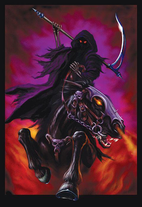 Grim reaper rides again