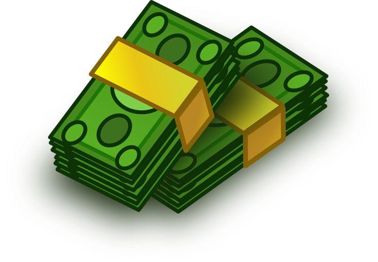 Bank Notes as a Vector Image
