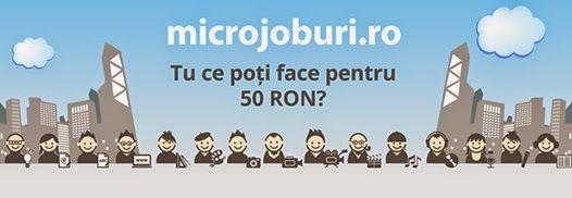 Daniele: Microjoburi.ro - util cand ai 50 ron  http://daniela-florentina.blogspot.ro/2014/05/microjoburiro-util-cand-ai-50-ron.html