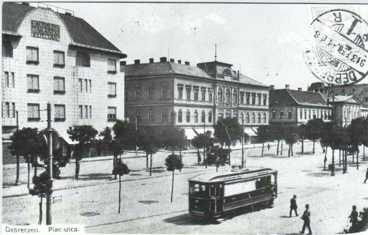 Debrecen, 1913