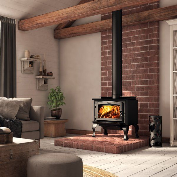 Osburn 1700 Wood Stove In 2020 Wood Burning Stoves Living Room Wood Burning Stove Corner Wood Stove Wall #wood #burning #stove #living #room