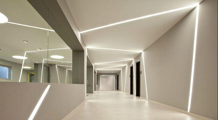 oświetlenie architektoniczne - Comech - oświetlenie i automatyka