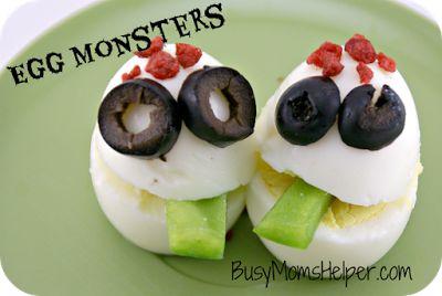 Dramas & Cookies: Della cucina di Halloween: 10 piatti SALATI mostru...