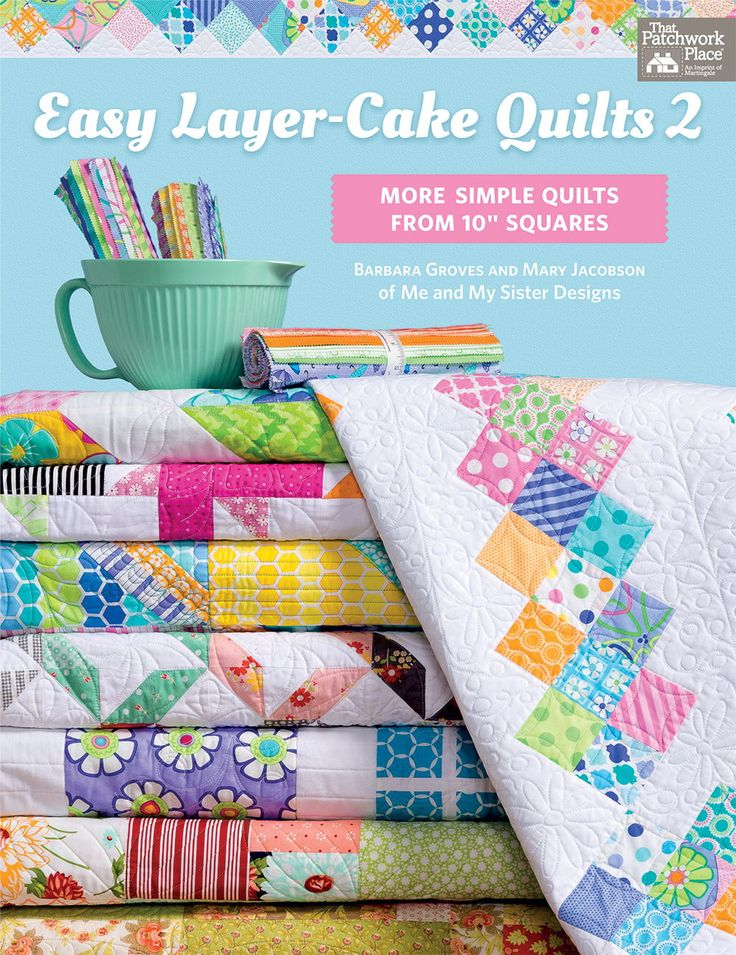23 best easy weekend quilts images on pinterest baby quilts quilt more sensationally simple layer cake quilts from me and my sister designs are on the fandeluxe Choice Image