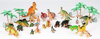 Viaja en el tiempo y descubre a los más temibles y fabulosos dinosaurios