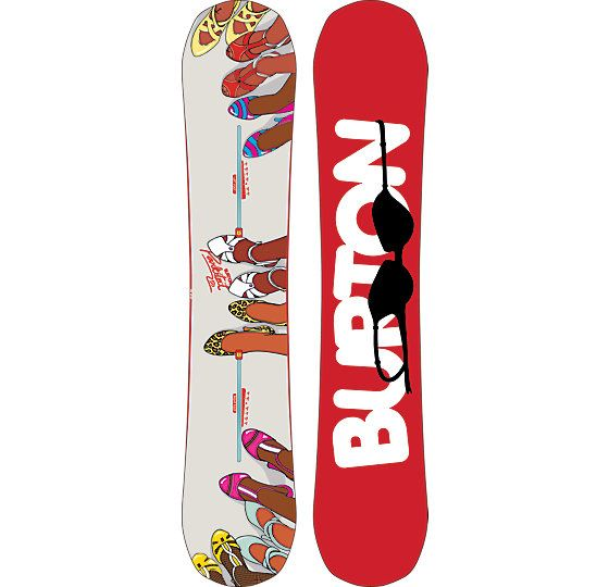 Parkitect Snowboard - Burton Snowboards