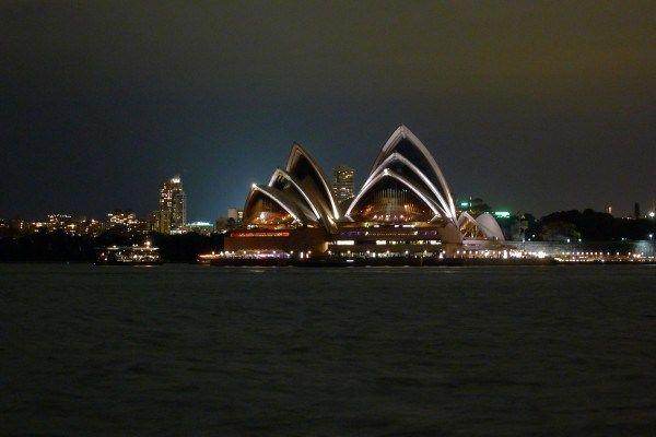 Sydney at Night - Opera House