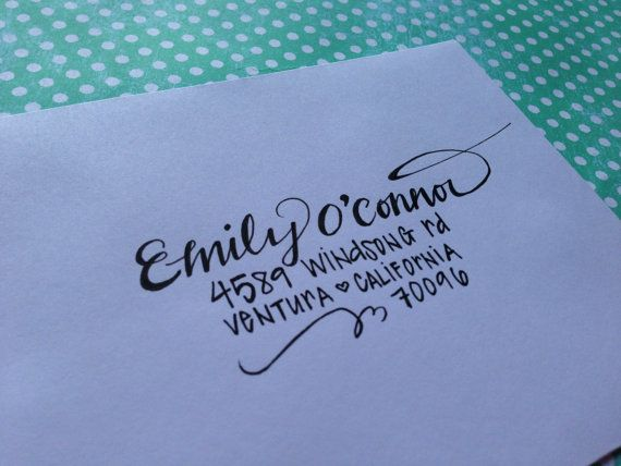 Best images about wedding calligraphy on pinterest