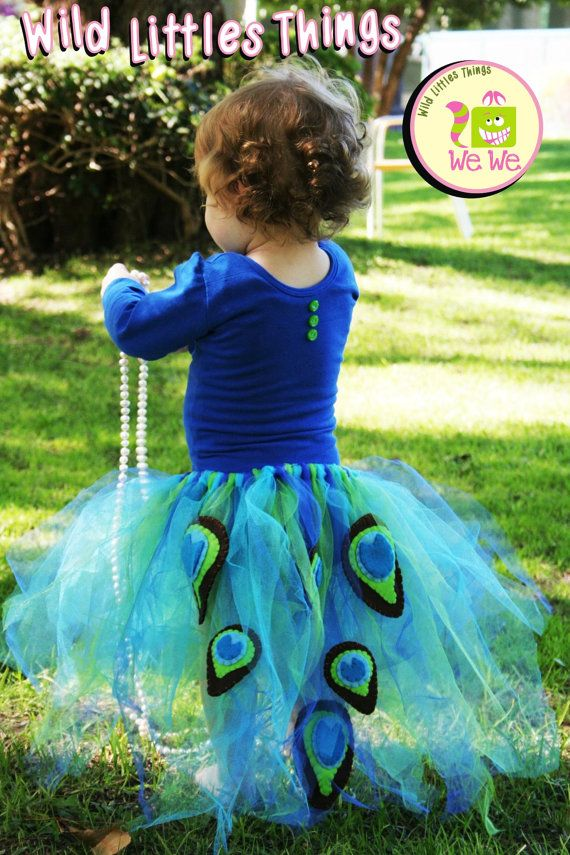 COSTUME PATTERN - PEACOCK COSTUME PATTERN have fun making an adorable peacock costume for your little to play with it or for a gift...with this amazing
