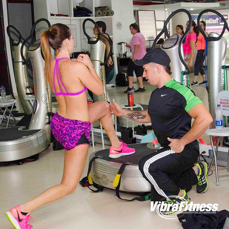 Cualquier persona puede utilizar #PowerPlate, tanto si quiere perder peso, ponerse en forma, conseguir tono muscular o adquirir capacidad aeróbica. #Entrenar #Fitness #EstarEnForma