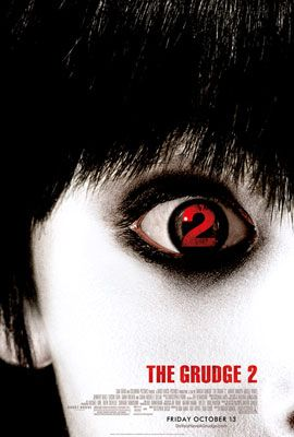 Now watching on SyFy: The Grudge 2. I only sorta hated this one.