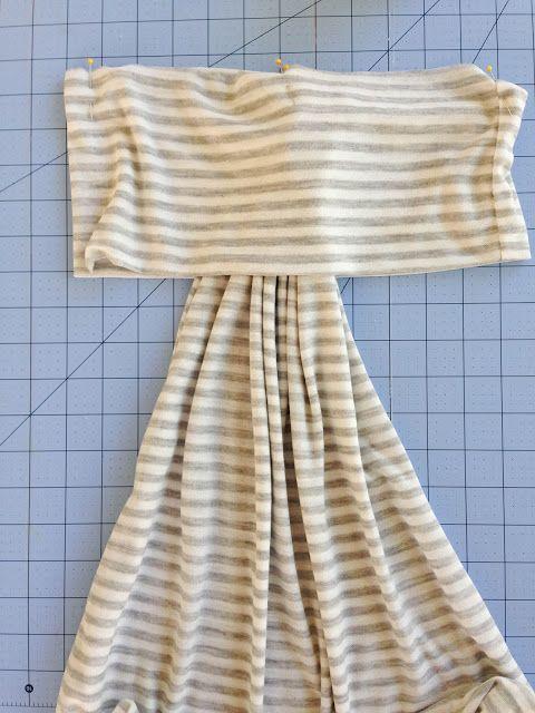 do it yourself divas: DIY Maxi Skirt with Yoga Waist Band