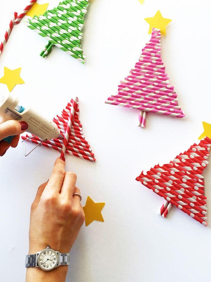▷ 1001 + Ideen an Weihnachten basteln mit Kindern   Weihnachten und ...
