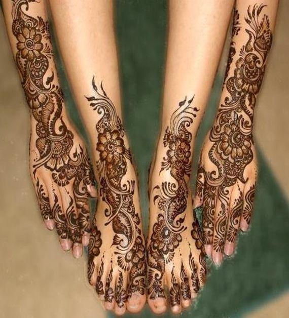 Mehndi Menu In Lahore : Beautiful pakistani full hand bazo arabic mehndi designs