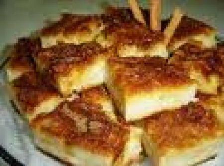 Receita de Pudim de Pão - 08 Pães de sal amanhecidos, 02 Colheres de açúcar, 04 Ovos, 01Colher de margarina, 02 Copos de leite, 01 Pacote de coco ralado, 1/2 Lata de leite condensado.