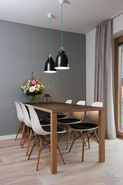 Sylt Lofts - Scandinavian - Dining Room - other metro - by Volquardsen Architekten Partnerschaft