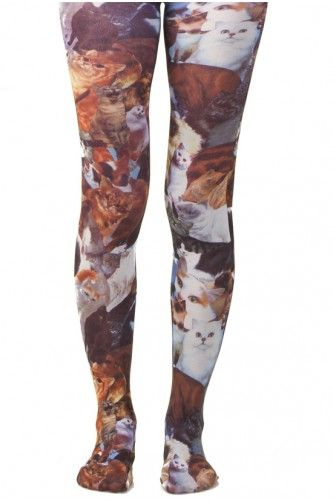 Not Kitten Around Tights - Sale