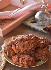 Troll a konyhámban: Diós brookie keksz - paleo