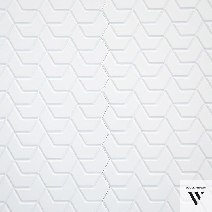 DUDEK projekt panel ścienny LISY - łączenie frontów meblowych