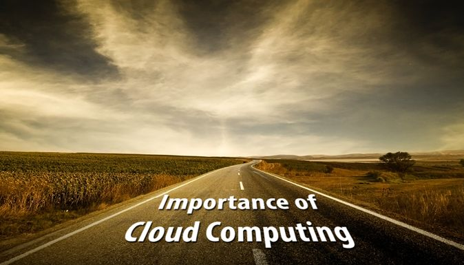 Importance of #CloudComputing!  #Cloud #Computing consolidates three major needs of our century #technology: Autonomy with high agility and cost reduction, a phrase that everyone likes to hear! Read More!