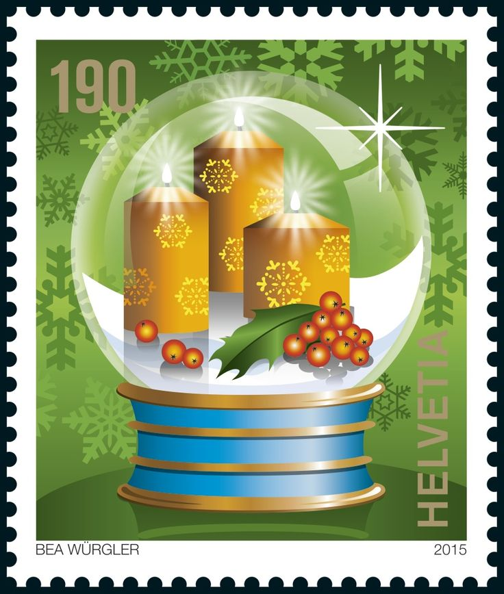 17 best images about christmas postage stamps on pinterest