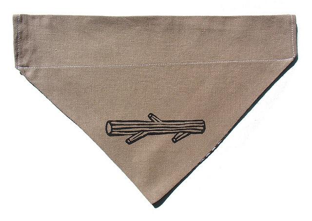 Edwynuk.com- so cute dog neckerchief! I want to get this for Ollie