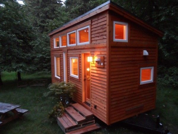57 best images about tiny house exterior on pinterest for Small house exterior