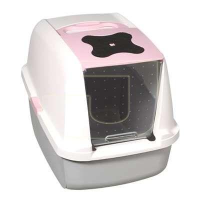Klasiklerden vazgeçmeyen kedi ve hayvan sahipleri için...  https://www.juenpetmarket.com/catit-cabrio-karbon-filtreli-pembe-kedi-tuvalet-kabi-57-cm-u-8205
