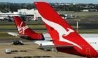 Quantas and Virgin flights cancelled in Australia