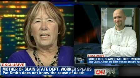 Sean Smith's mother endorses select committee to investigate Benghazi