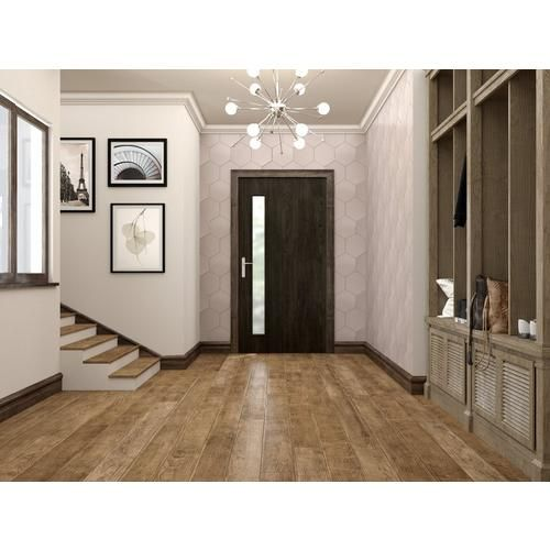 Driftwood Oak Rigid Core Luxury Vinyl Plank Cork Back Luxury Vinyl Plank Waterproof