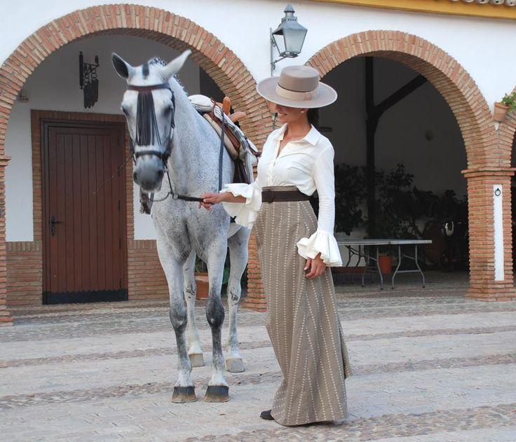Doma vaquera - Andalucía, Spain.