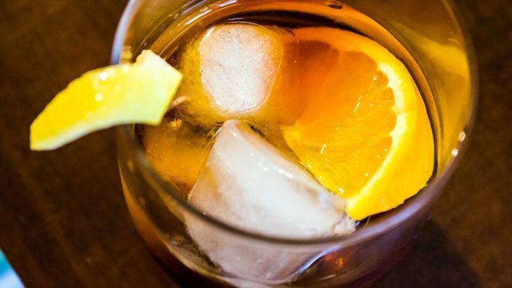 Americano cocktail, cosa aiabbinare ai tacos e al cibo piccante messicano
