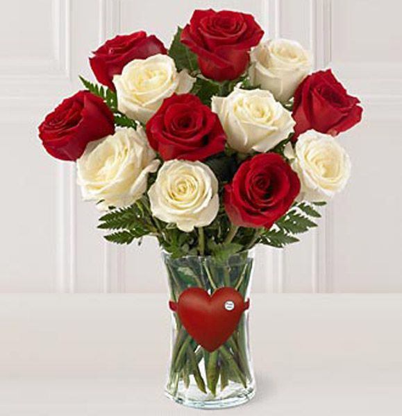 318 best hearts hugs kisses images on pinterest kiss your love feelings with valentines day flowers wedding flowers negle Choice Image