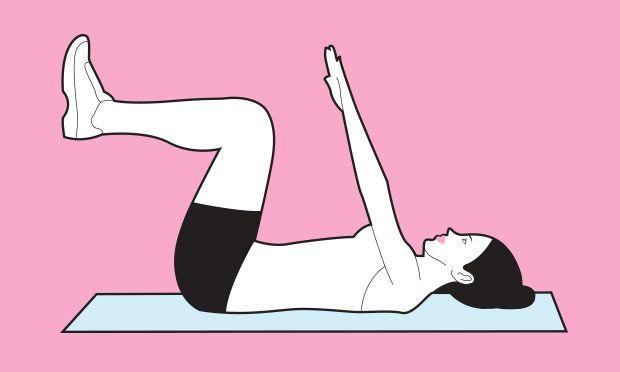 Treino rápido: 4 exercícios para queimar a gordura da barriga - Atividade física - Dieta - MdeMulher - Editora Abril