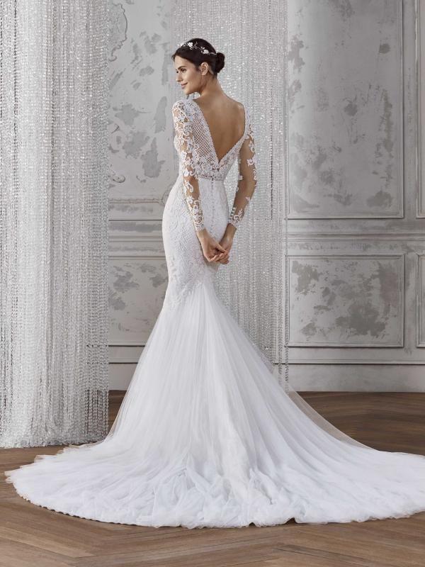 73258e1f6517 KADIE ST PATRICK STUDIO 2019 OFF WHITE WEDDING DRESS LUV BRIDAL AUSTRALIA