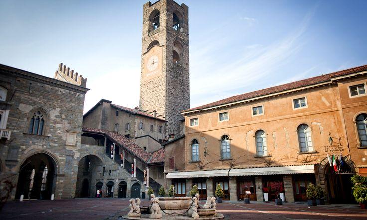La città si appresta a un salto di qualità: le mura di Bergamo patrimonio dell'Unesco. Città dei mille, questo è..