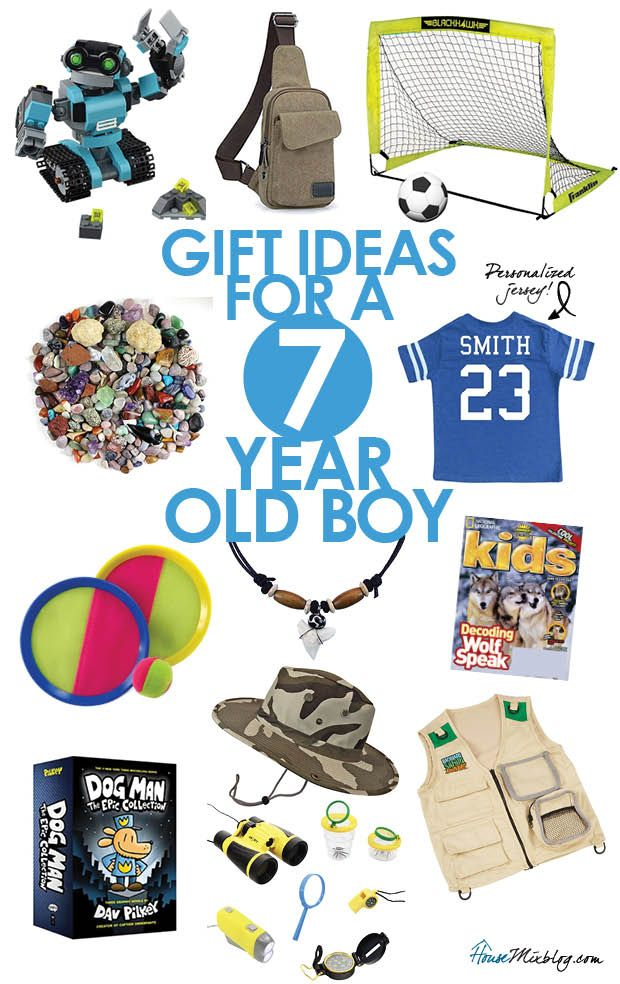 Boys Christmas Present.Gift Ideas For A 7 Year Old Boy House Mix Kids Presents
