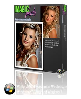Imagic Photo Enhancer | Photo Effects Software. 25 photo effects styles which makes creating beautiful images take even less time.