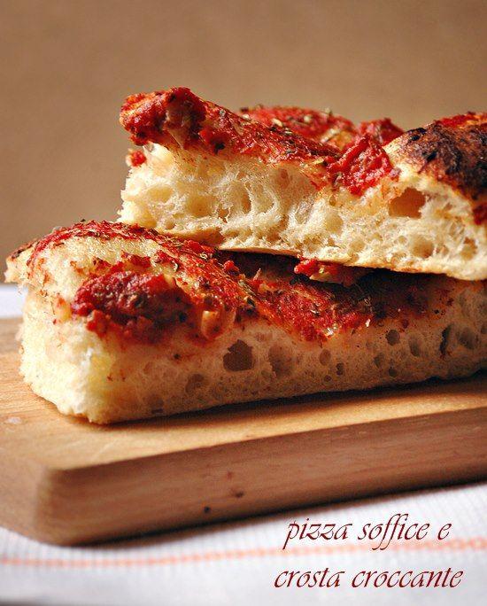 Mamma Papera — Pizza in teglia soffice