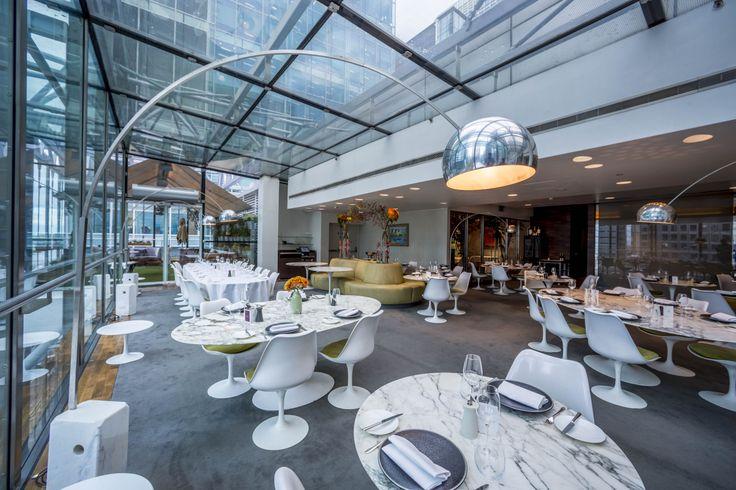 Plateau   Restaurant In Canary Wharf   D&D London