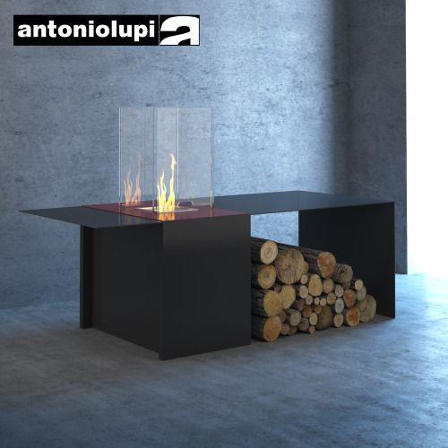 Fireplace by Antonio Lupi - Drago