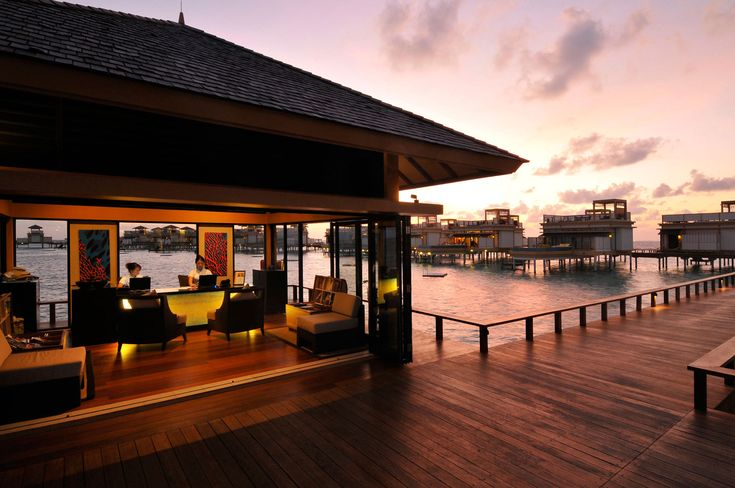 Beautiful villas - Angsana Velavaru - Maldives -->> www.voyagewave.com